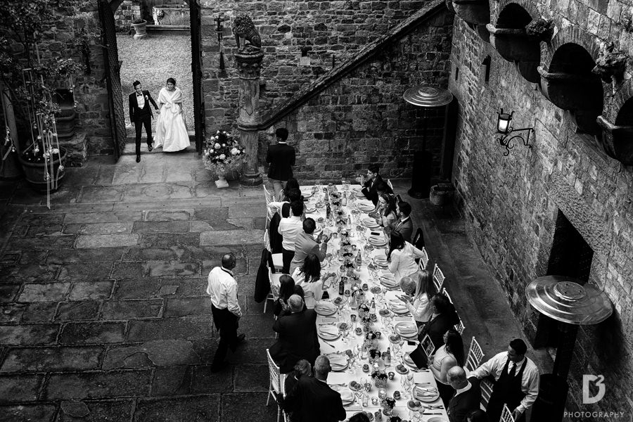 best wedding venue in Tuscany Italy