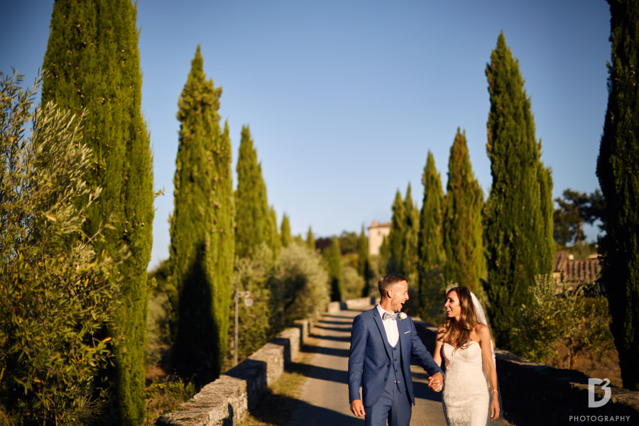 best wedding photographers in Tuscany Castello di Meleto