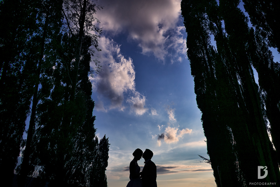 luxury venue Tuscan countryside amazing view
