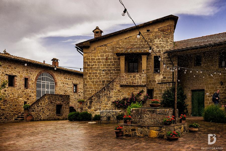 best wedding location San Galgano Siena