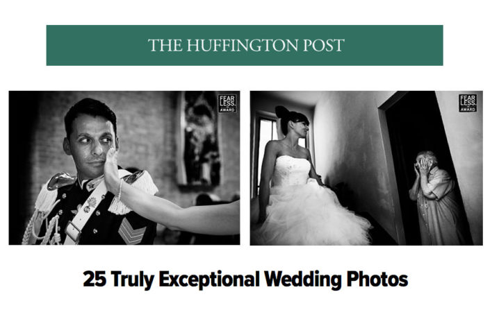 Featured in The Huffington Post