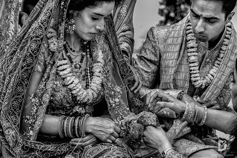 Hindu ceremony Mandap