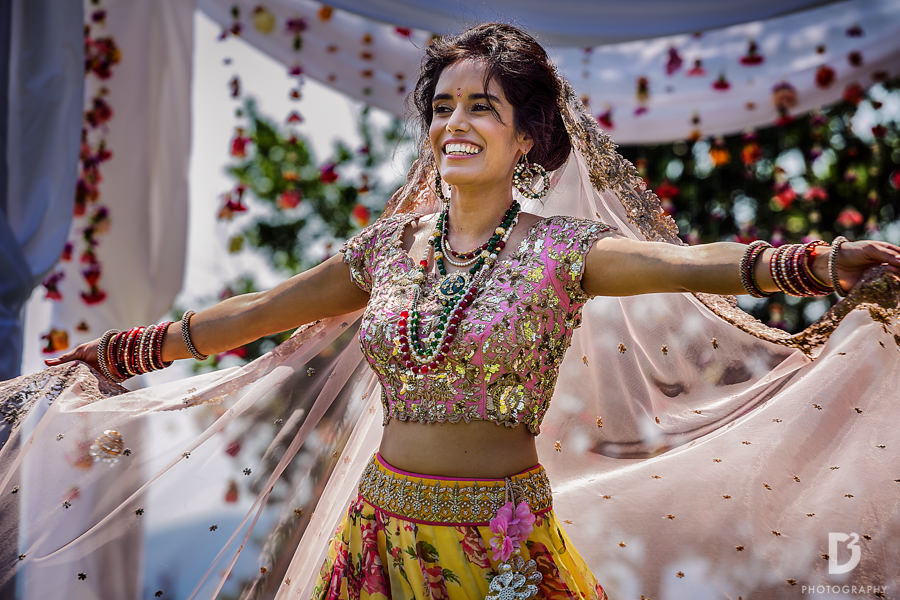 Indian wedding in Tuscany Italy