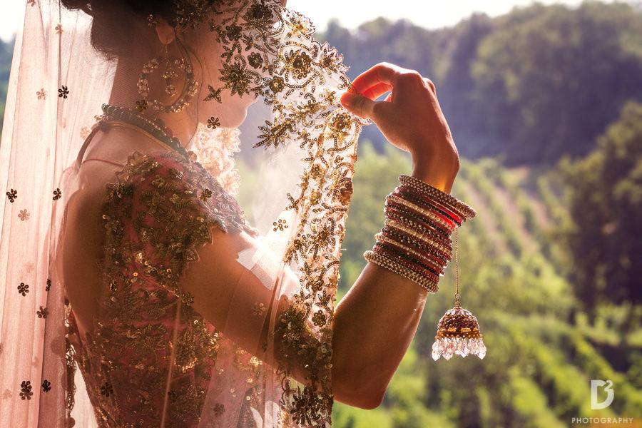 Indian destination wedding Tuscany Italy
