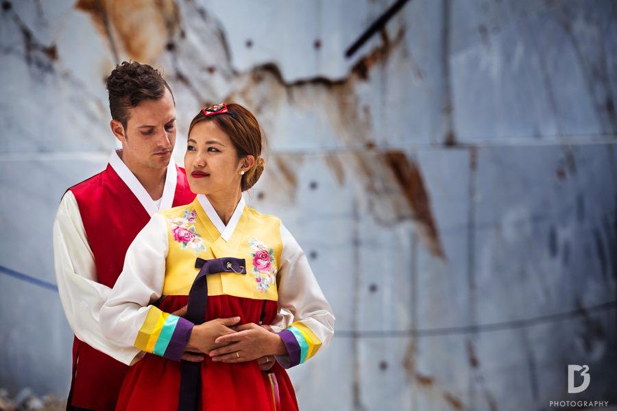 Korean wedding in Tuscany Italy-14