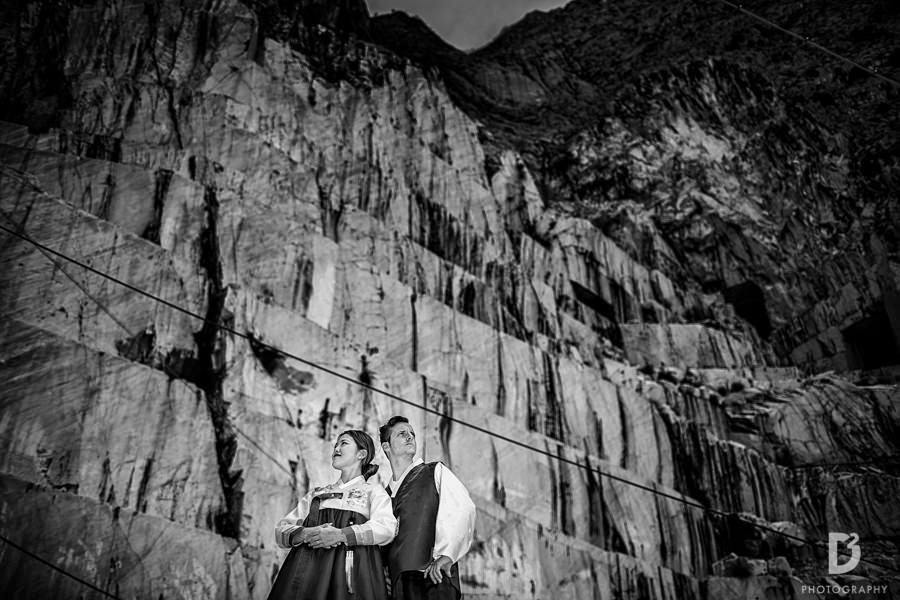 Korean wedding in Tuscany Italy-17