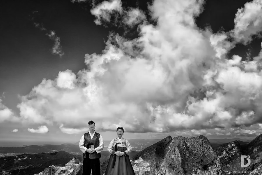 Korean wedding in Tuscany Italy-5