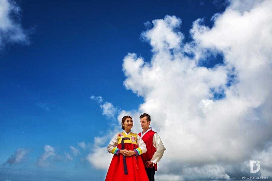Korean wedding in Tuscany Italy-7