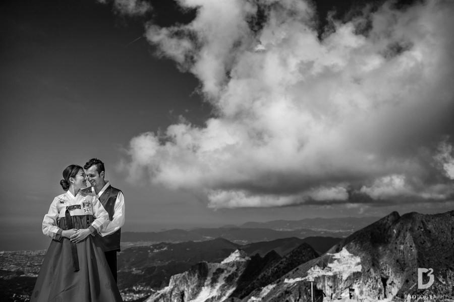 Korean wedding in Tuscany Italy-8