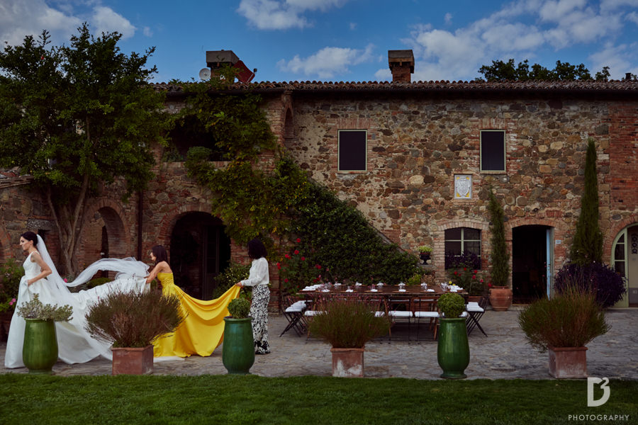 Wedding in Val d'Orcia Tuscany-16