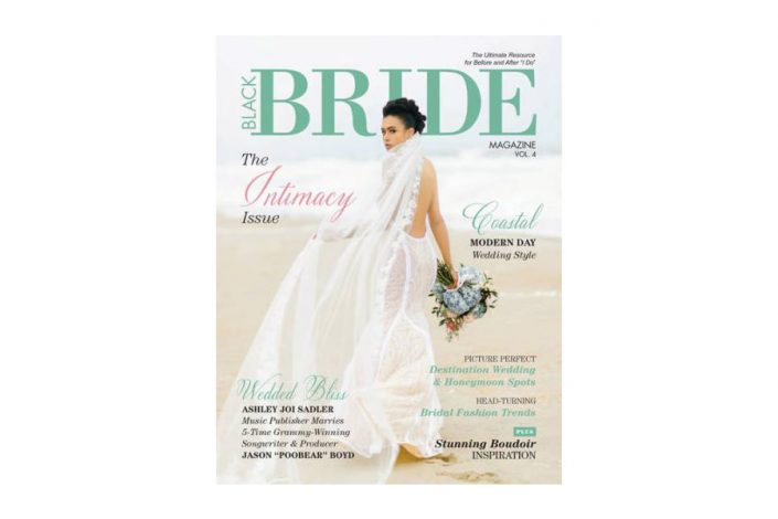 Featured in Black Bride Magazine