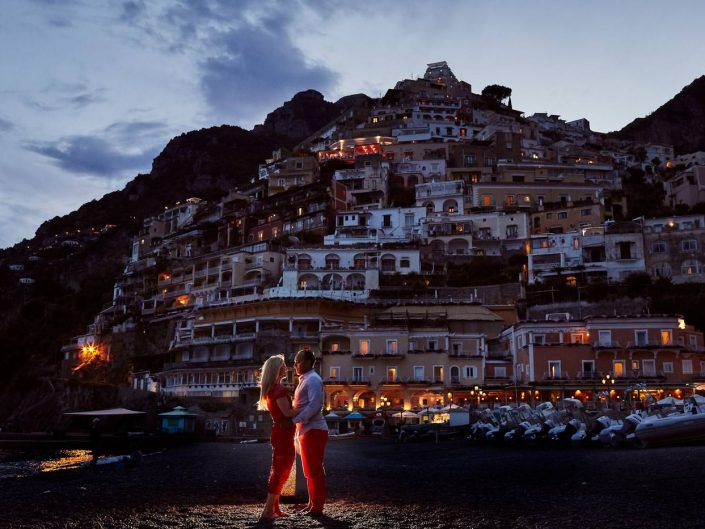 Engagement in Amalfi Coast
