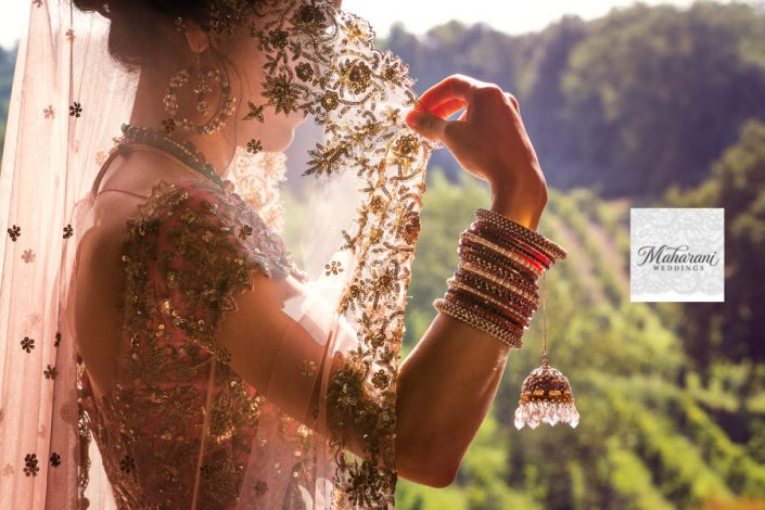 Featured on Maharani Weddings