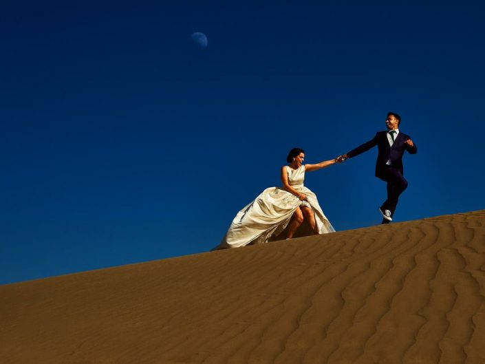 Trash The Dress in Gran Canaria Island