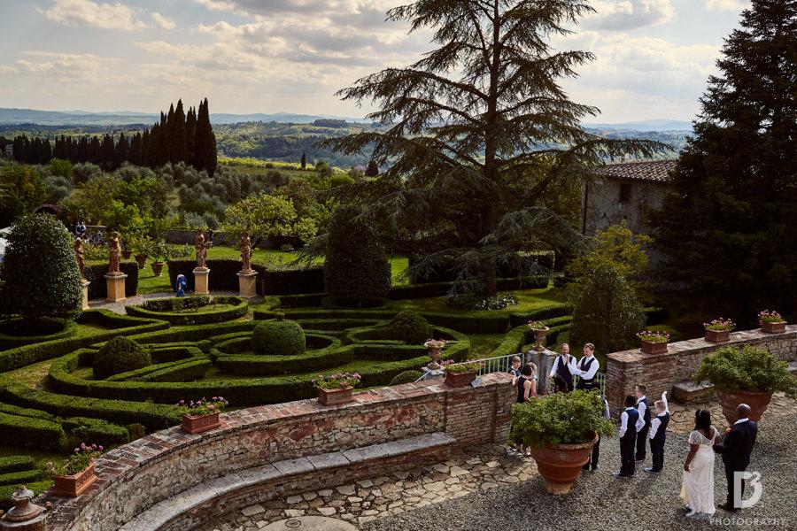 Wedding farmhouse Villa Catignano Siena Tuscany-23