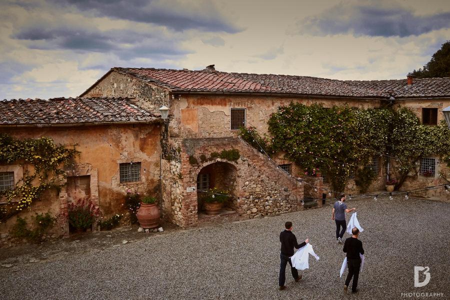 Wedding farmhouse Villa Catignano Siena Tuscany-3