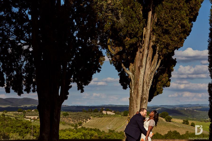 Wedding farmhouse Villa Catignano Siena Tuscany-39