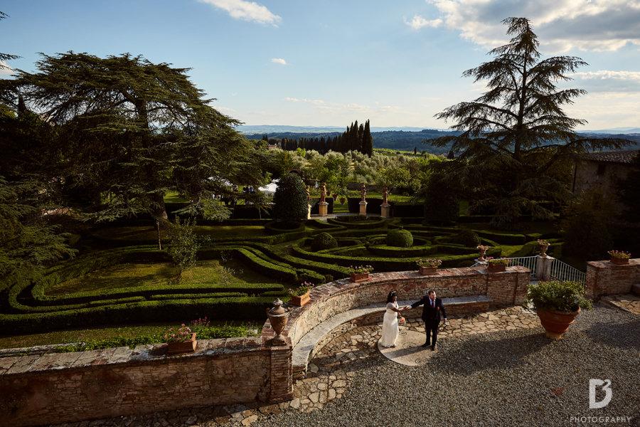 Wedding farmhouse Villa Catignano Siena Tuscany-40