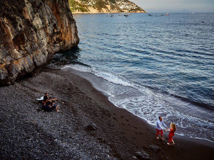 Engagement Photography in Amalfi Coast