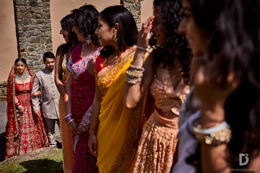 Indian wedding In Tuscany Italy at Renaissance Il Ciocco Resort & spa-21