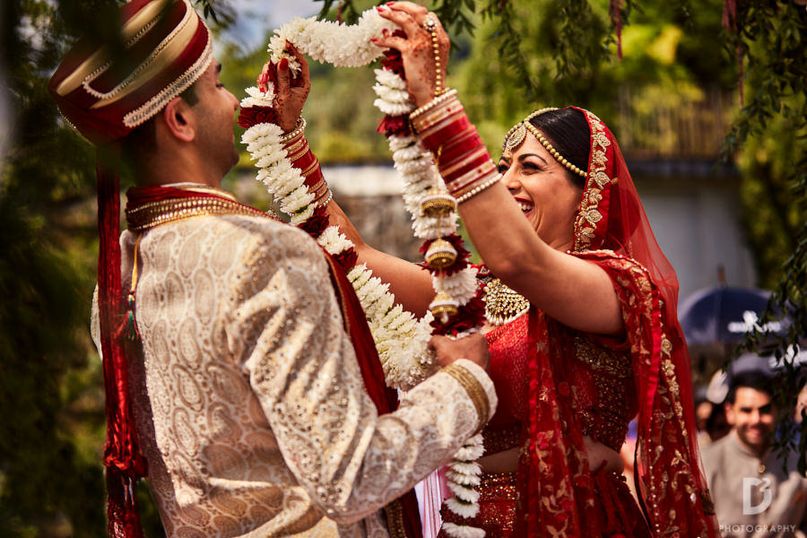 Indian wedding In Tuscany Italy at Renaissance Il Ciocco Resort & spa-24