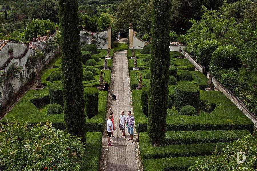 wedding venue Villa Le Piazzole Florence Tuscany
