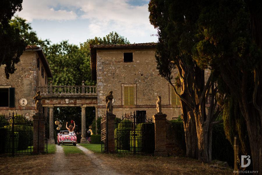 Borgo di Stomennano near Certaldo Alto-1