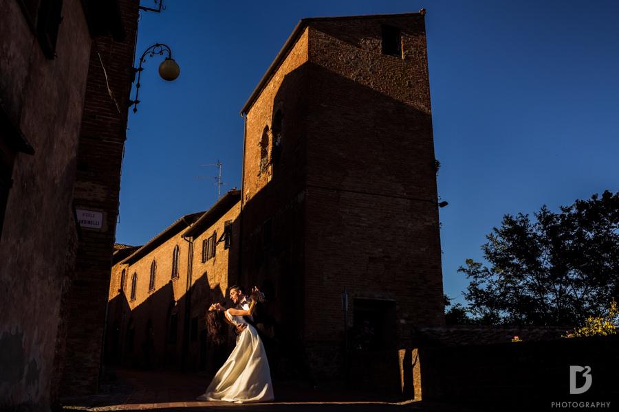 Certaldo alto wedding photography-1