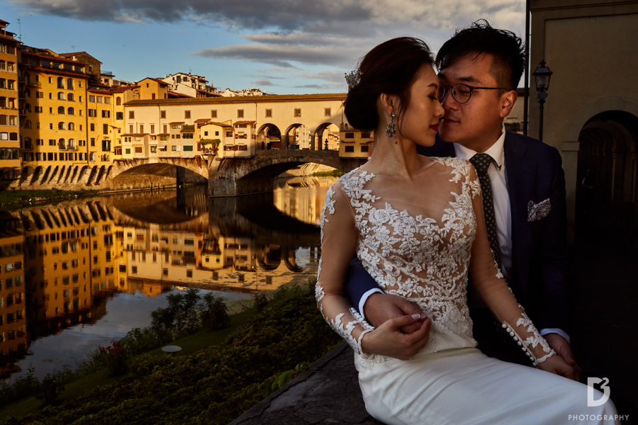 Elopement in Florence Tuscany Italy-13
