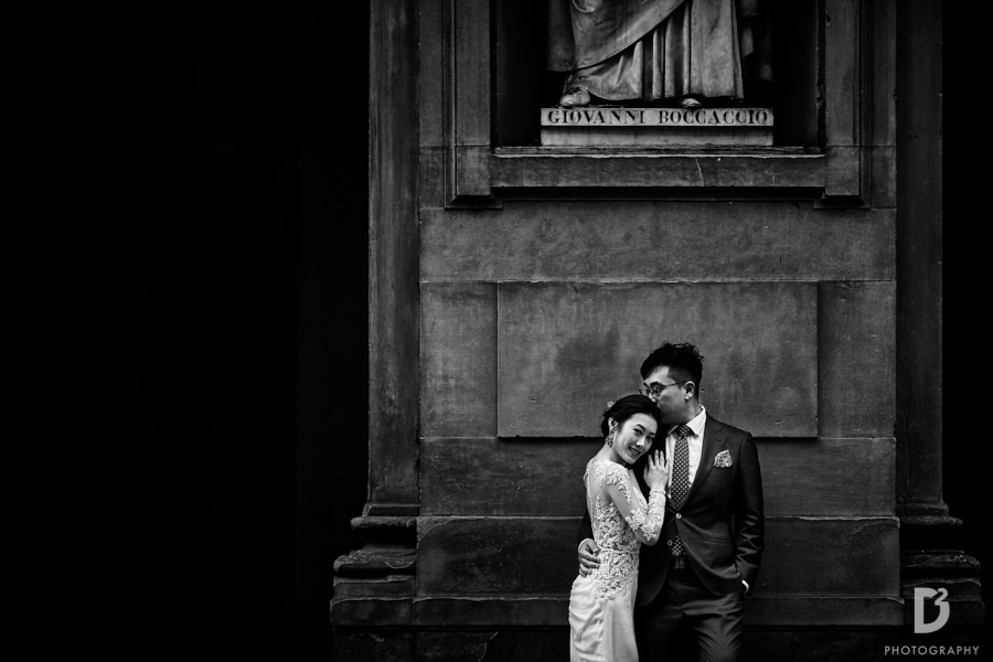 Elopement in Florence Tuscany Italy-16