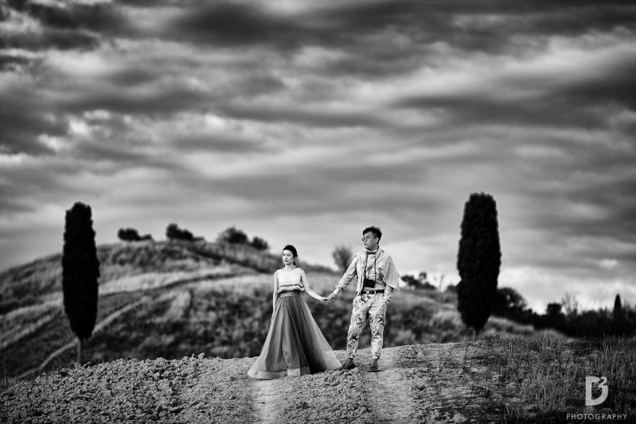 Elopement in Florence Tuscany Italy-28