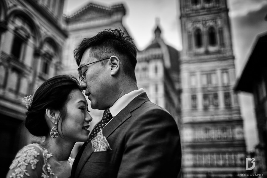 Elopement in Florence Tuscany Italy-3