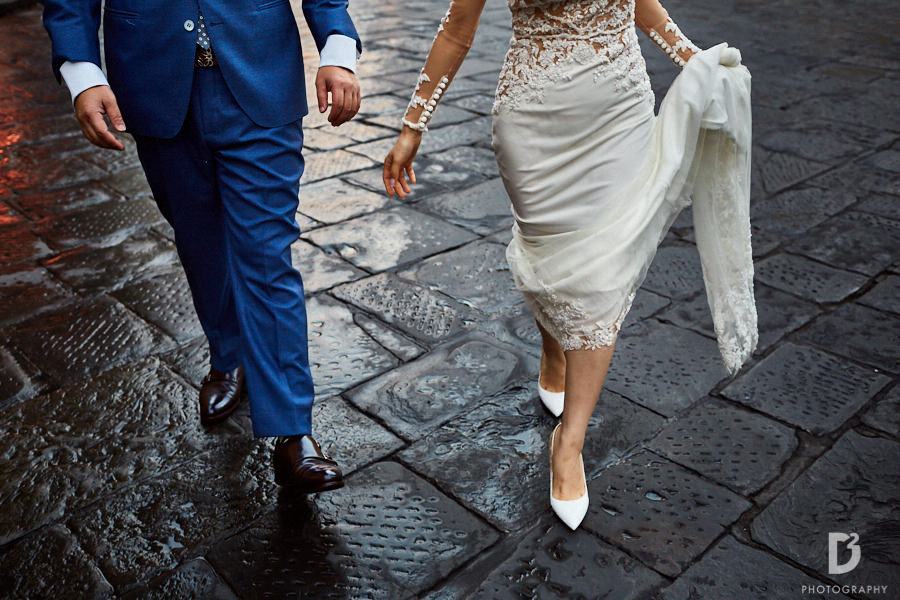 Elopement in Florence Tuscany Italy-5