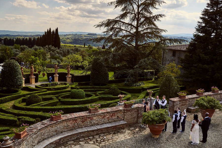 Getting Married in Chianti Classico
